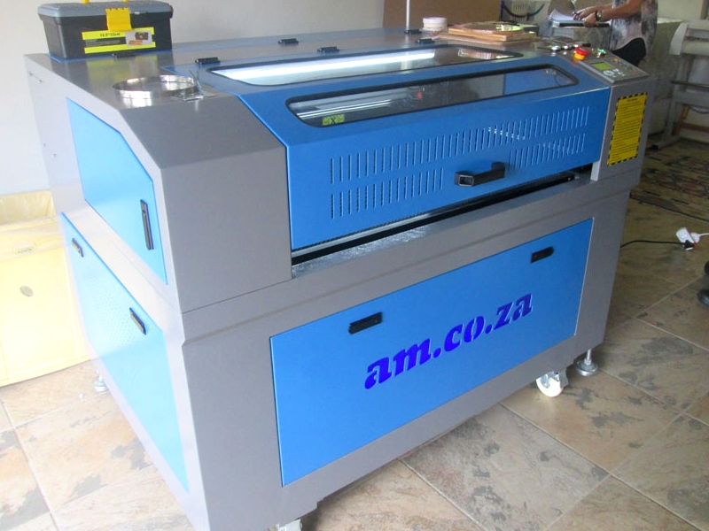 LC-1610/160 TruCUT Standard Range 1600x1000mm Cabinet, Conveyor Table Laser Cutting