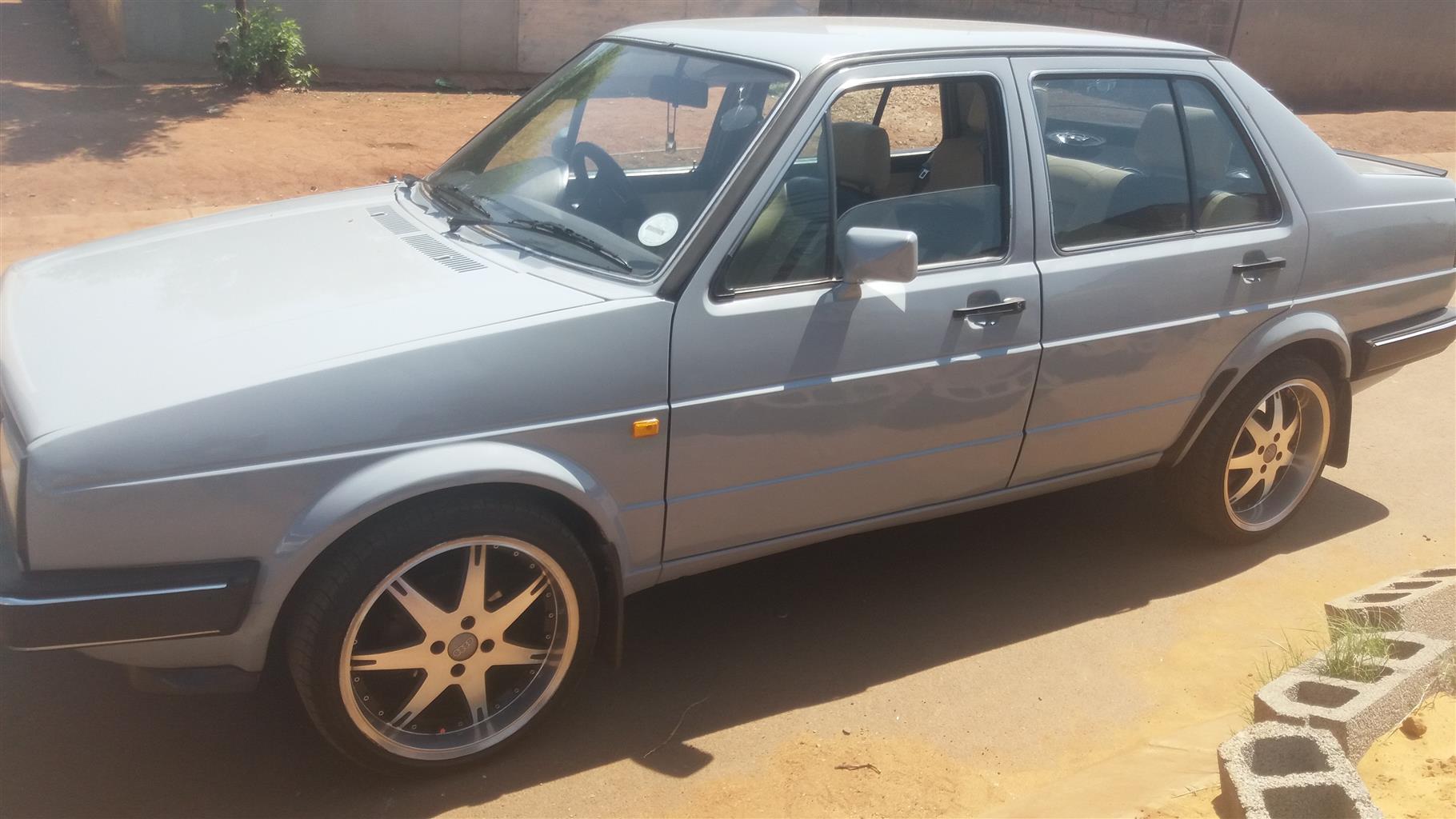 1985 VW Jetta 1.8T R