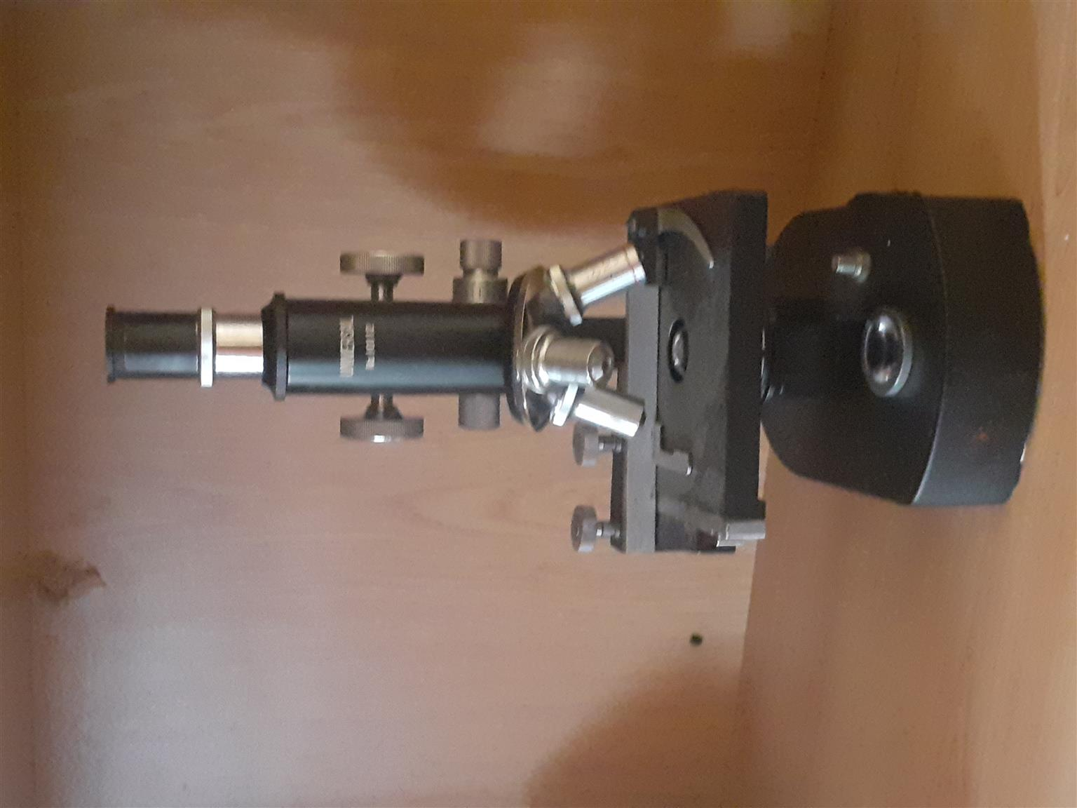 Microscope for sale