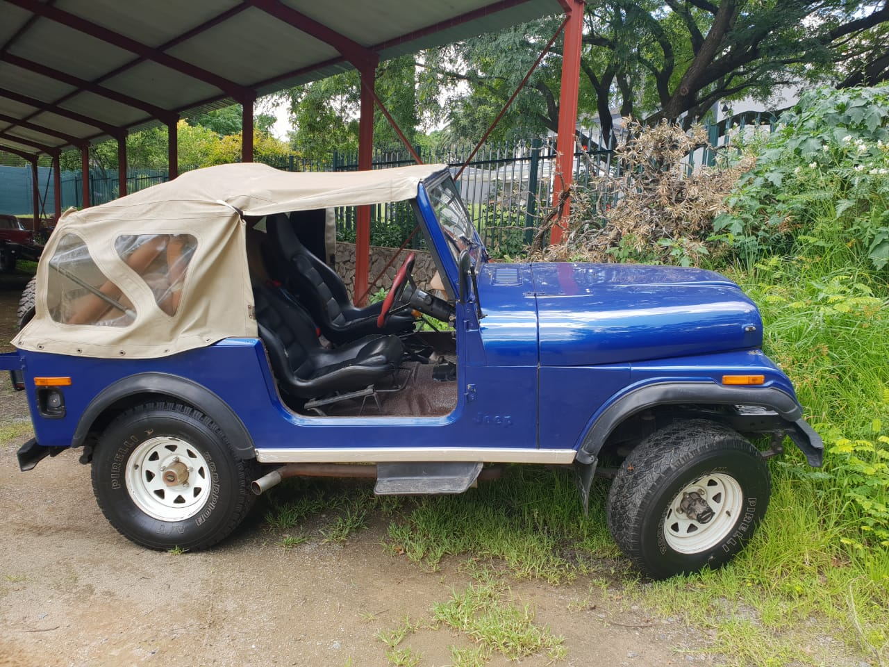 1981 Jeep Willys