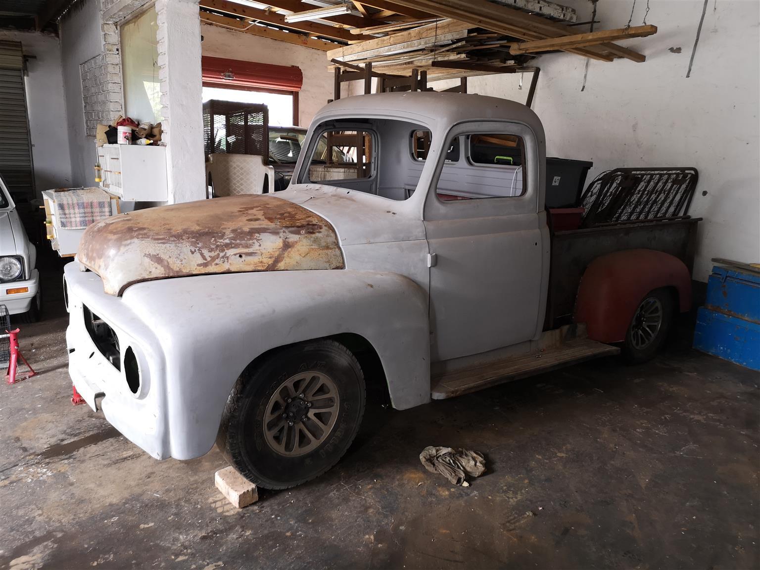 1952 Classic Cars Chevrolet