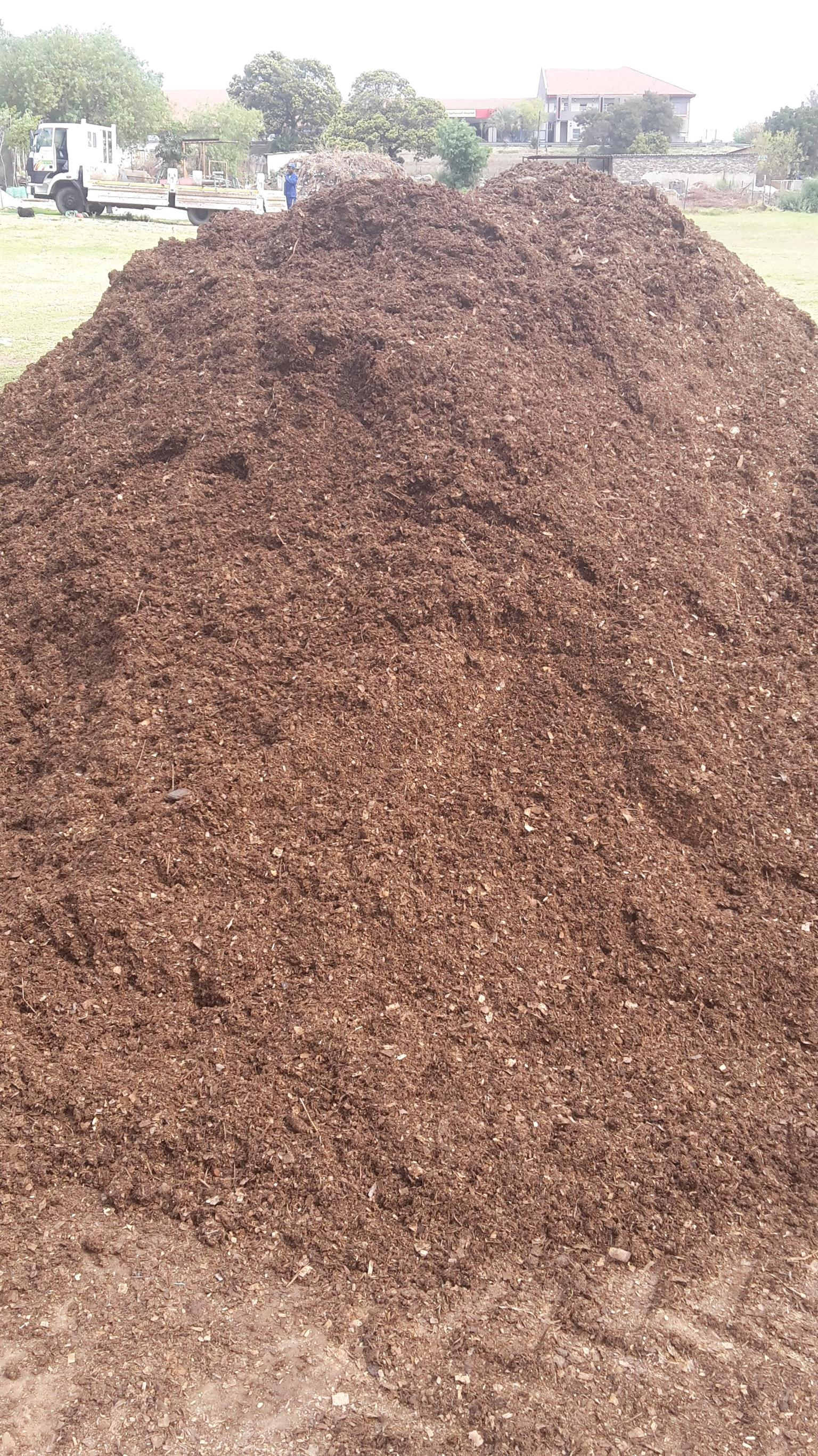 Compost Lawndressing Topsoil And Topsoil Mix Junk Mail