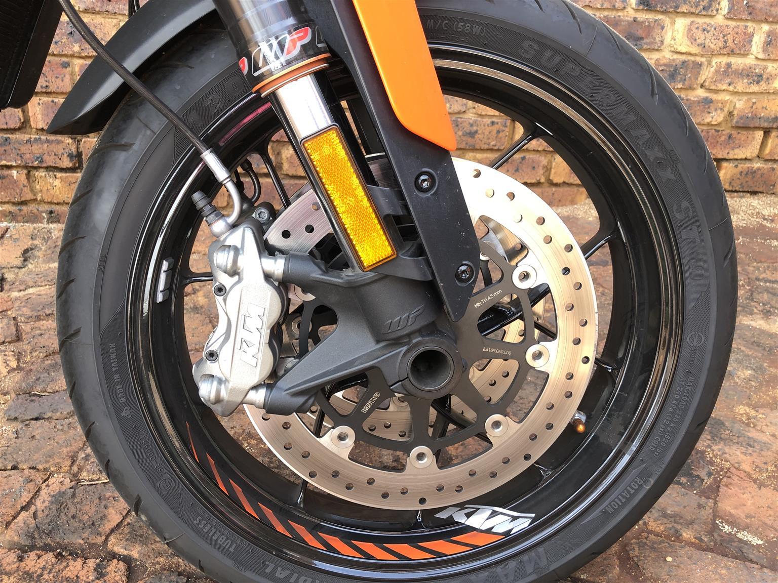 2018 KTM Duke 790 - Great Condition - Neg