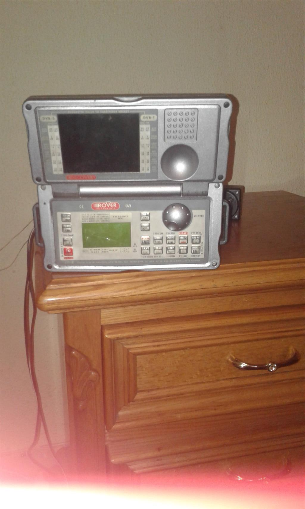 Rover instruments DBV ST-4 Digital tv and Sat