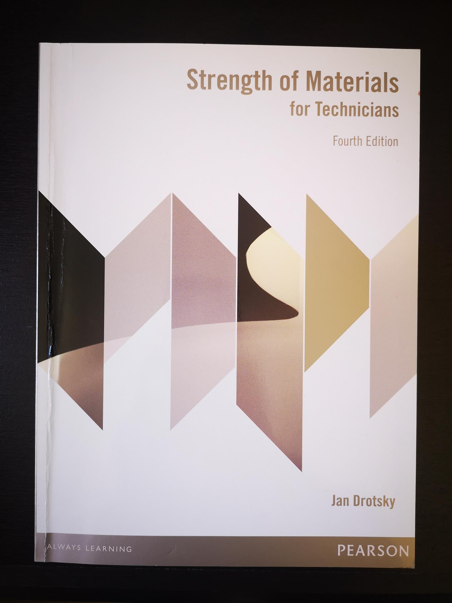 Strength of Materials for Technicians
