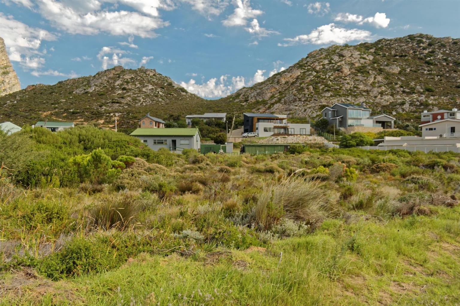 Vacant Land Residential For Sale in PRINGLE BAY