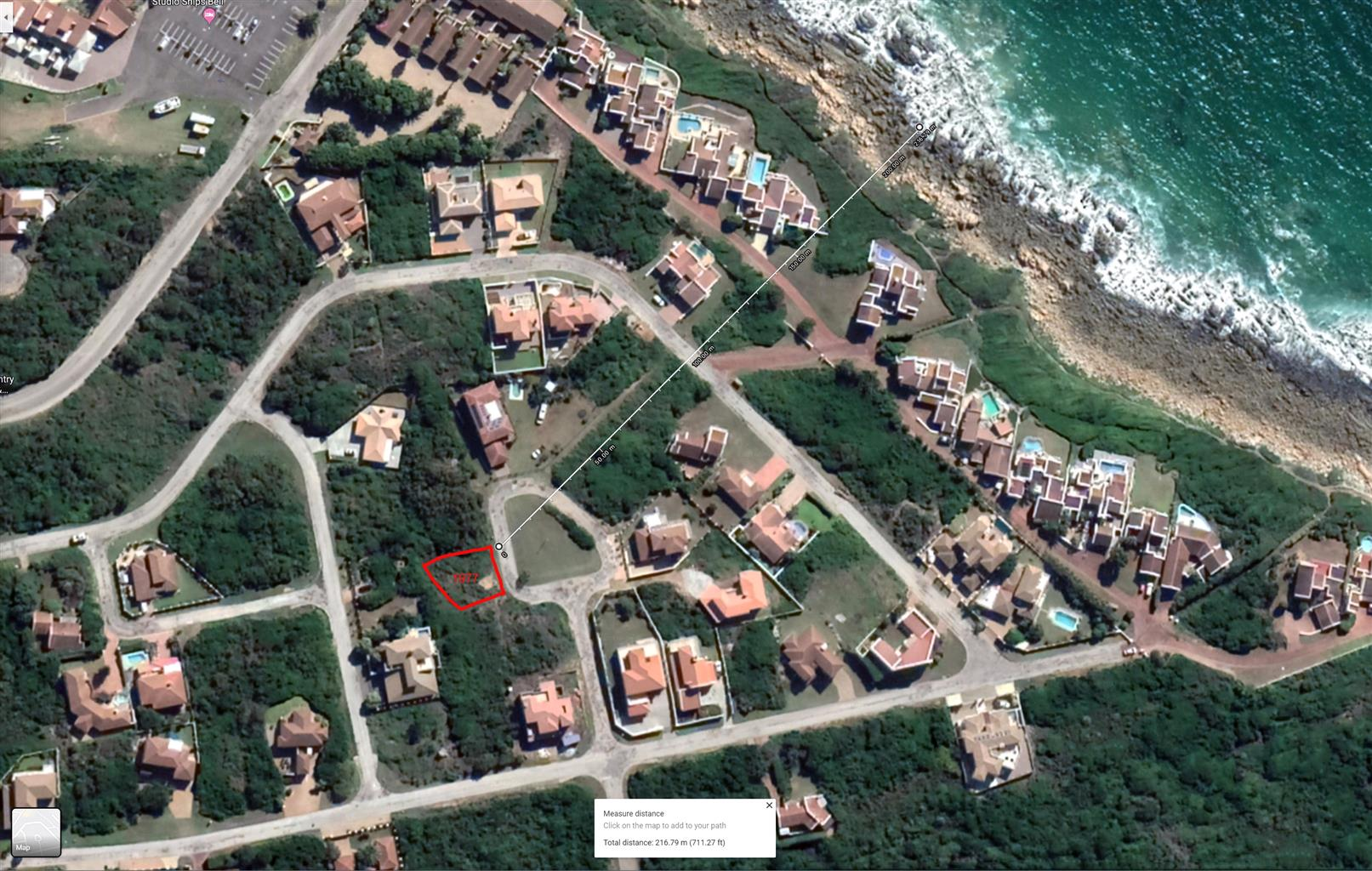 Prime Seaview Residential Plot / Land in St Francis Bay