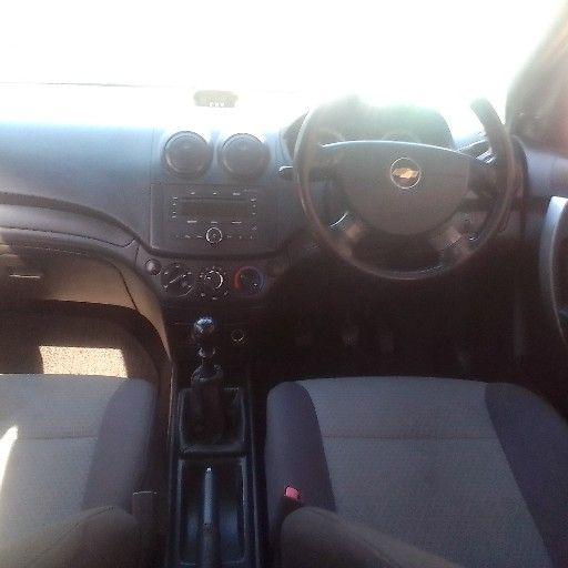 2009 Chevrolet Aveo 1.5 LS