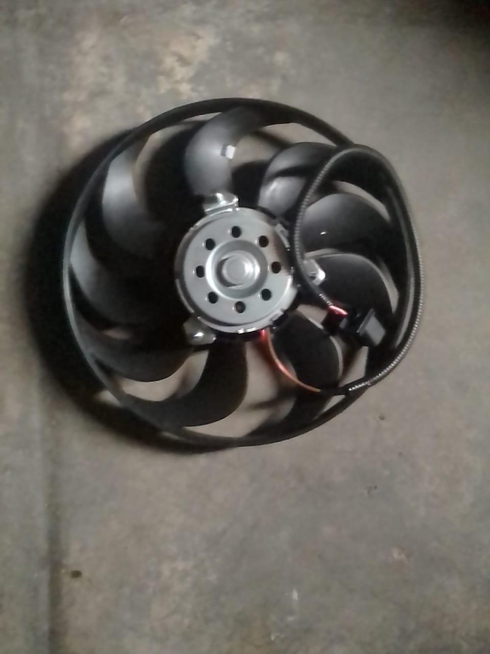 VW POLO 2 FAN  + MOTOR AIR 1 4\6 E3 02-07