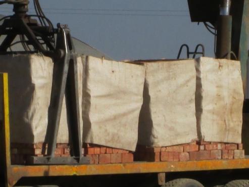 Brick Bags/Corsets