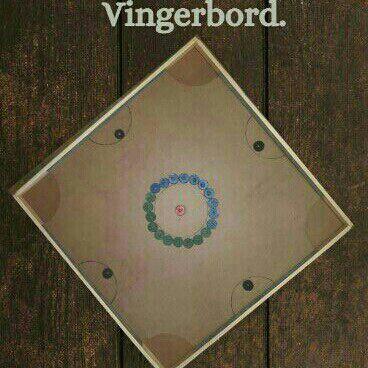 Vingerborde