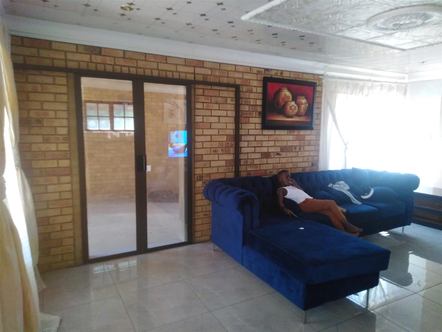 One bed cottage 2 rent lotus phase 4
