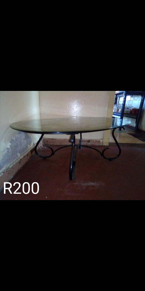 Beds,Couch,glass coffee table,fridge,plate sets,desk and many more contact for more info