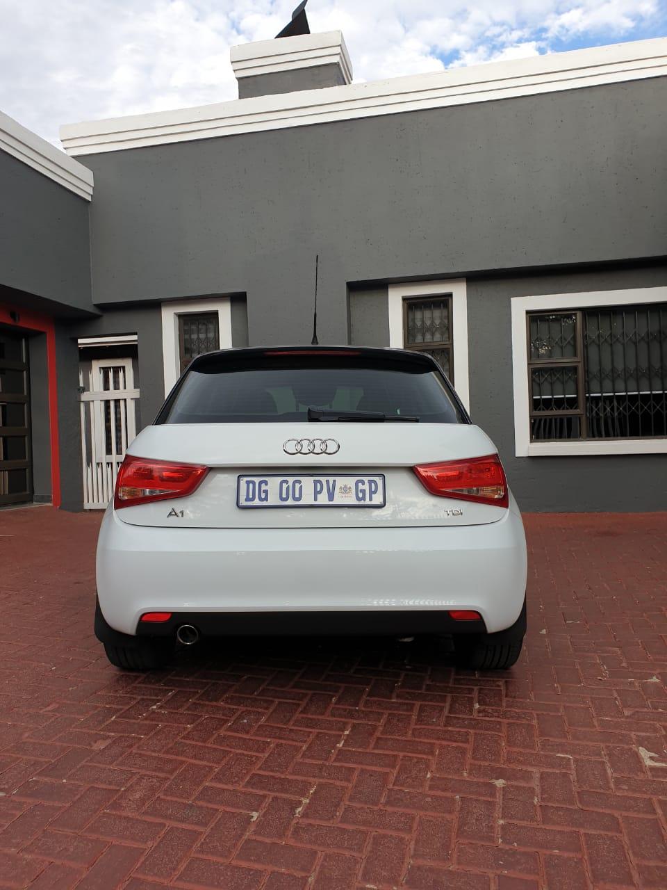 2014 Audi A1 1.6TDI Ambition