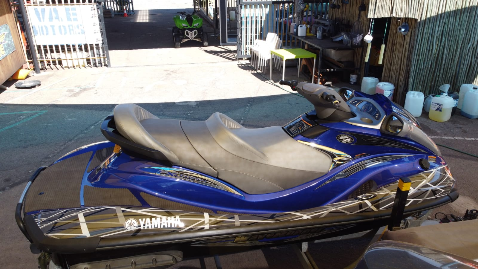 Yamaha FX - 160Hp WaveRunner High Output
