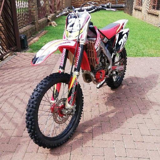 2009 Honda CRF
