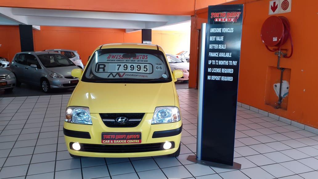 2006 Hyundai Atos