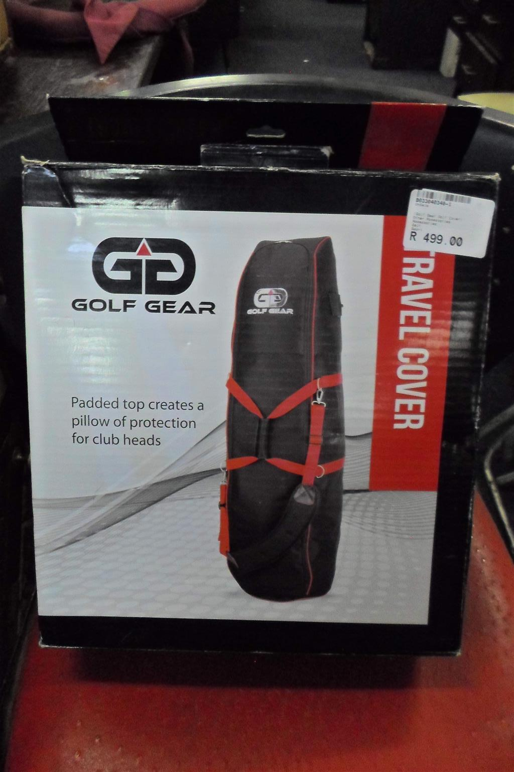 Golf Gear Travel Cover