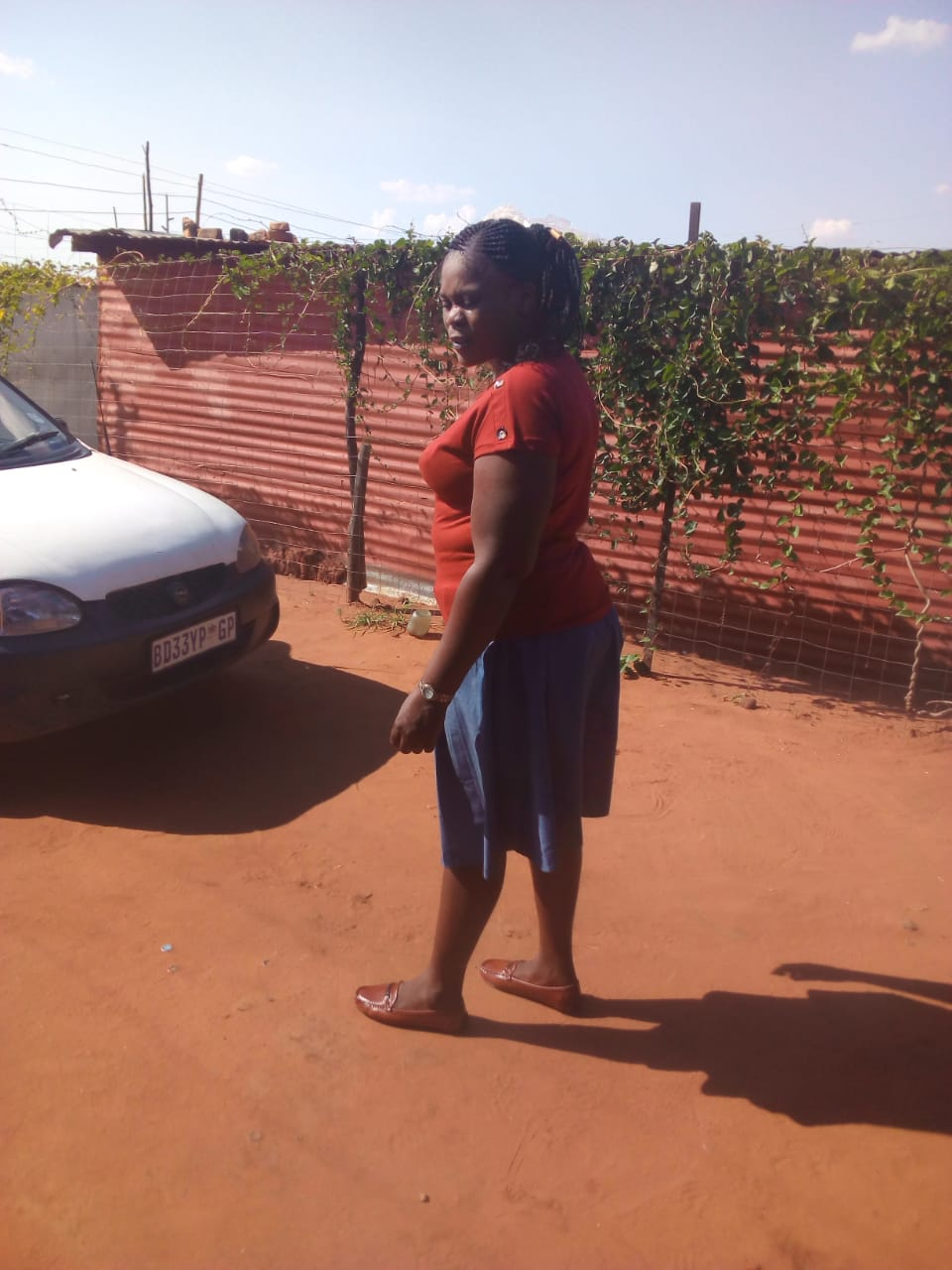 A hardworking and reliable domestic worker