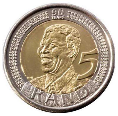 R 5 Mandela coin for sale | Junk Mail