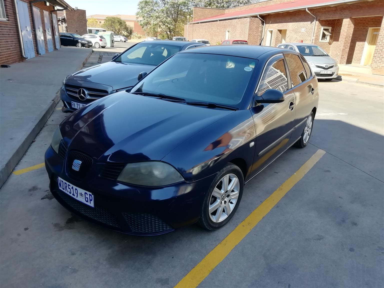 2007 Seat Ibiza 1.4 5 door
