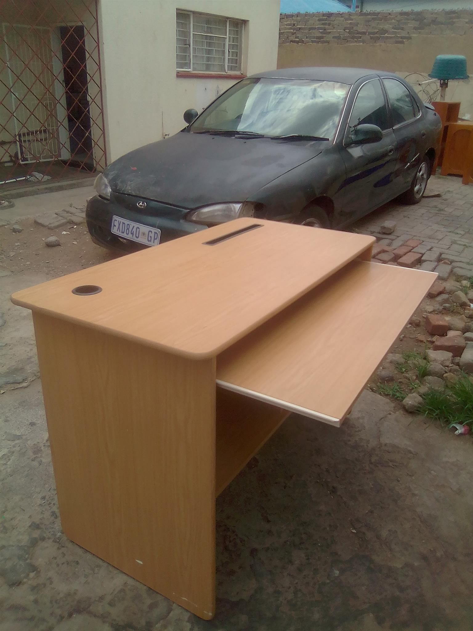 Desk for both home and office