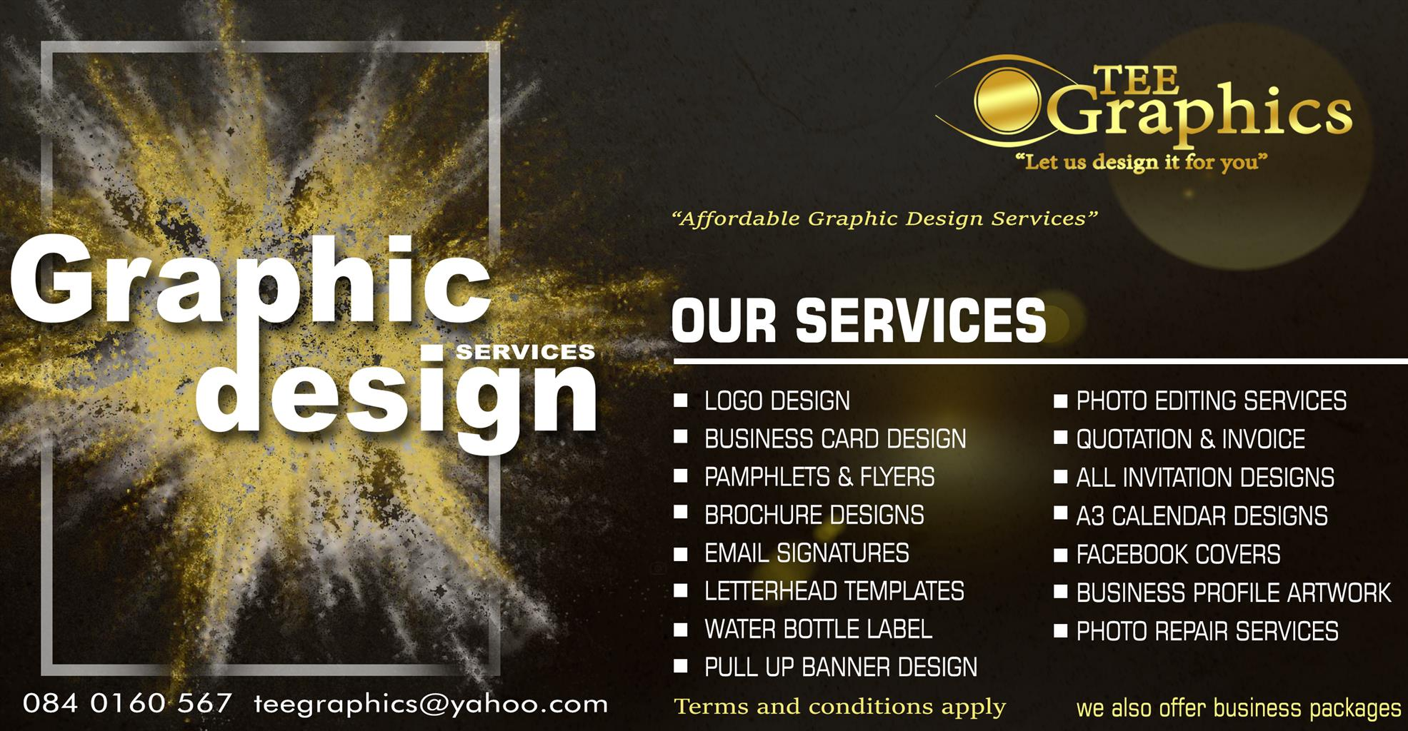 Graphic Design Junk Mail
