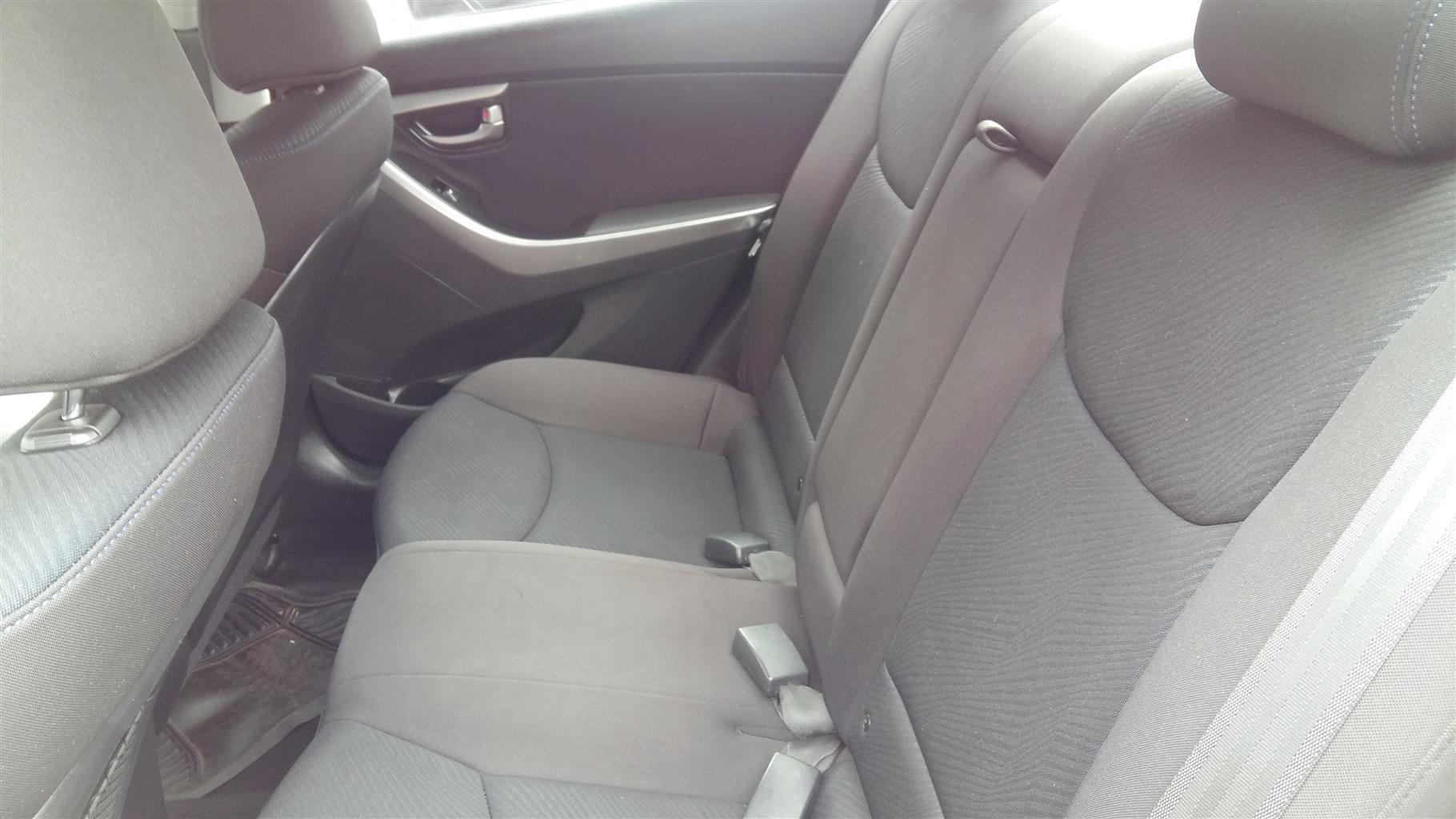 2011 Hyundai Elantra 1.6 Premium