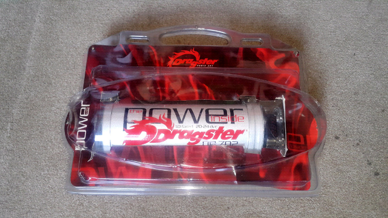 Dragster 1 0 Farad Capacitor Brand New R 400 | Junk Mail