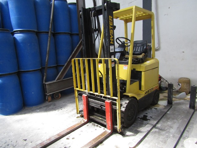Hyster Forklift - ON AUCTION