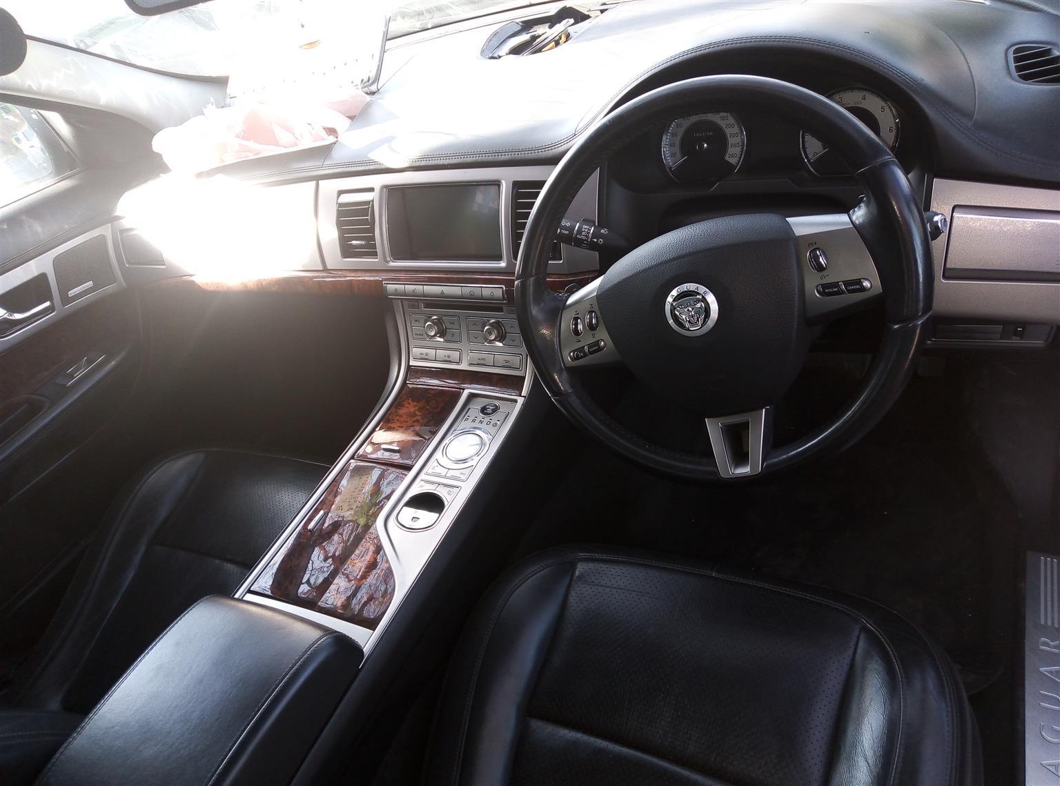 2008 Cars for Stripping Jaguar