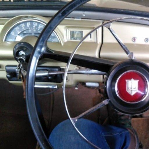 1953 Humber Hawk