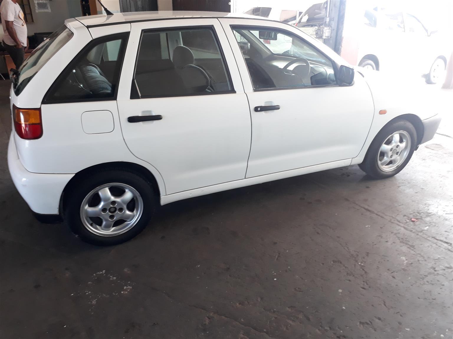 2002 VW Polo 1.6 Comfortline