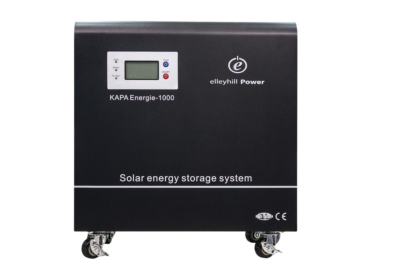 Ups and solar back up