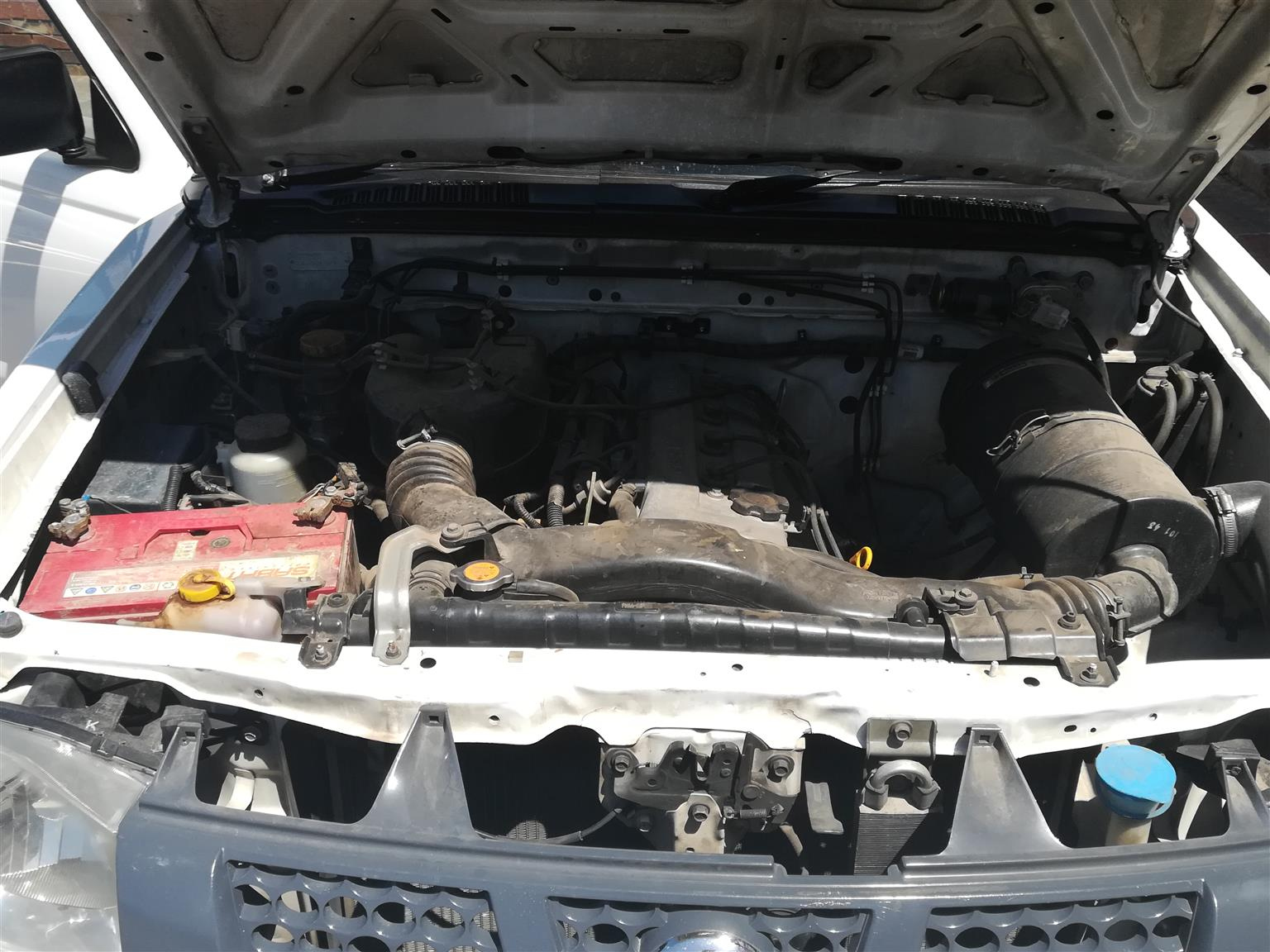 2013 Nissan NP300 Hardbody 2.0