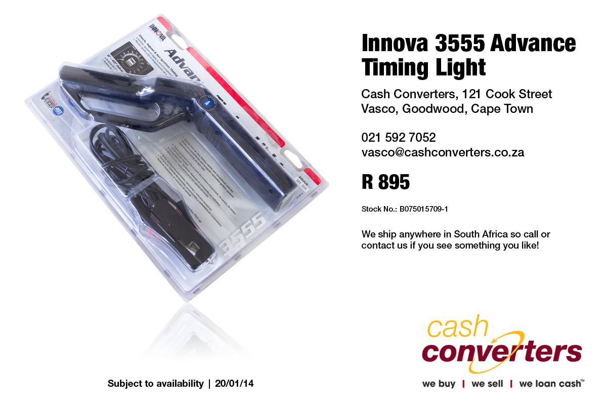Innova 3555 Advance Timing Light