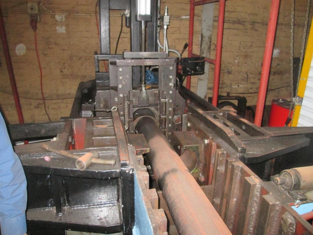 PIPE REDUCING MACHINE
