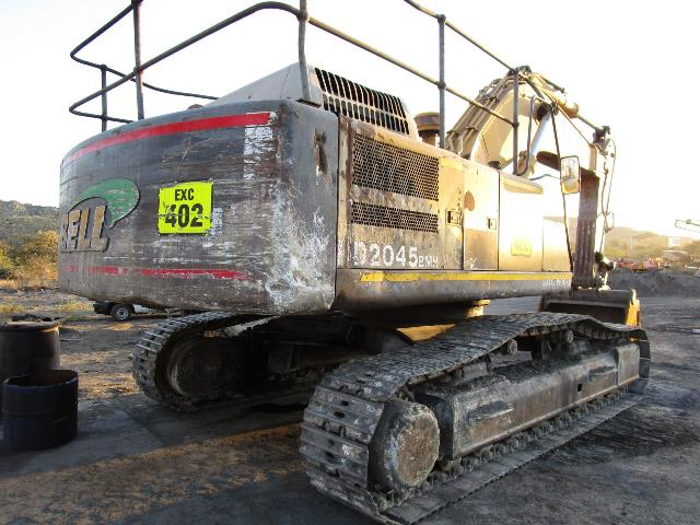 Bell HD2045 BMH Excavator - ON AUCTION