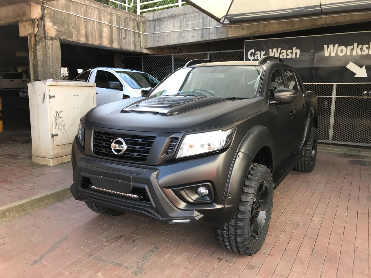 Nissan Navara Accessories Junk Mail