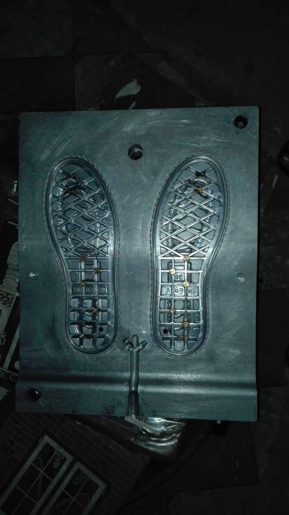 Footwear Shoe Outsole Mould