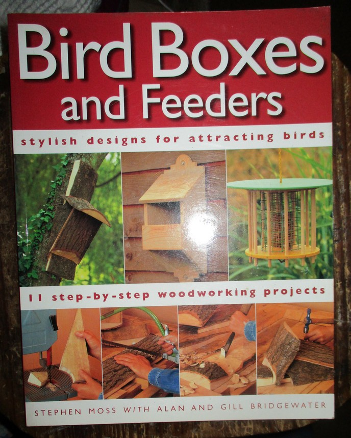 Bird Boxes and Feeders book