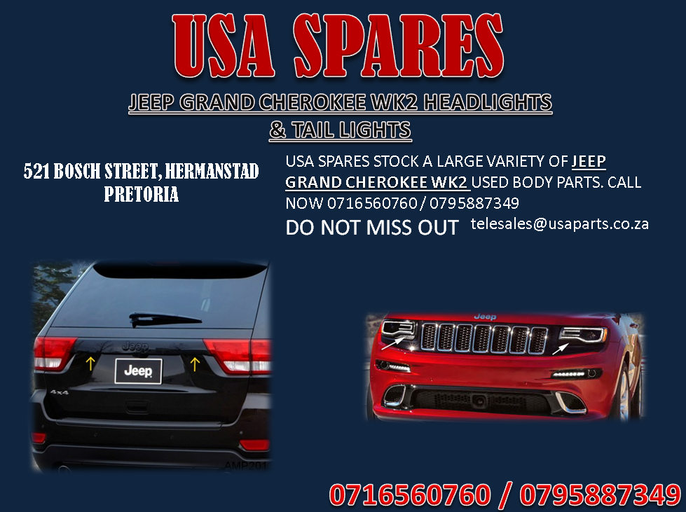 JEEP GRAND CHEROKEE WK2 USED REPLACEMENT BODY PANELS