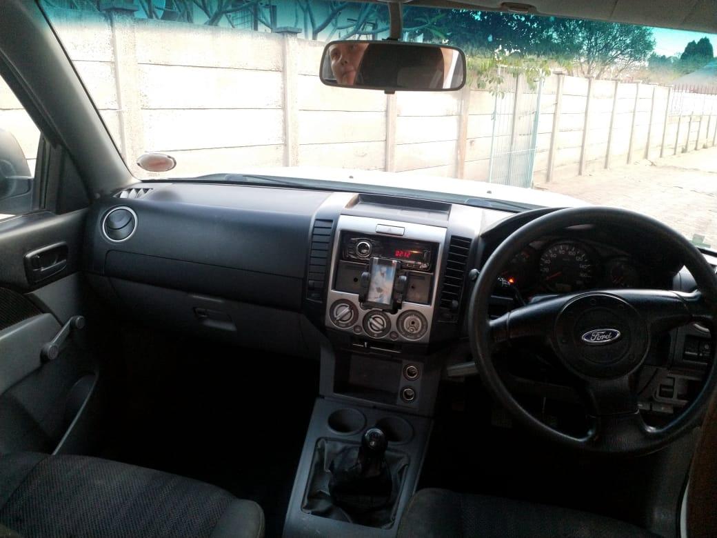 2011 Ford Ranger 2.5 SuperCab Hi Rider XL