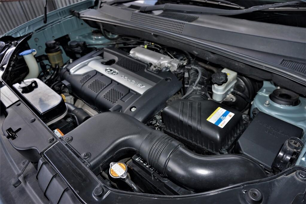 2007 Hyundai Tucson 2.0 GLS