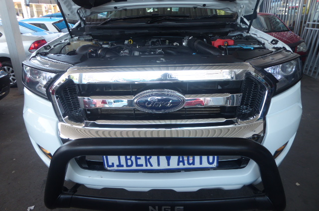 2017 Ford Ranger 2.2 double cab 4x4 XLS