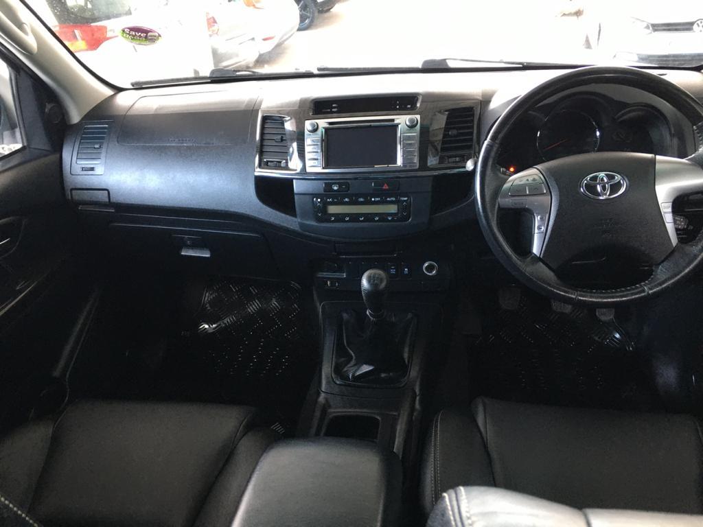 2012 Toyota Fortuner 3.0D 4D 4x4