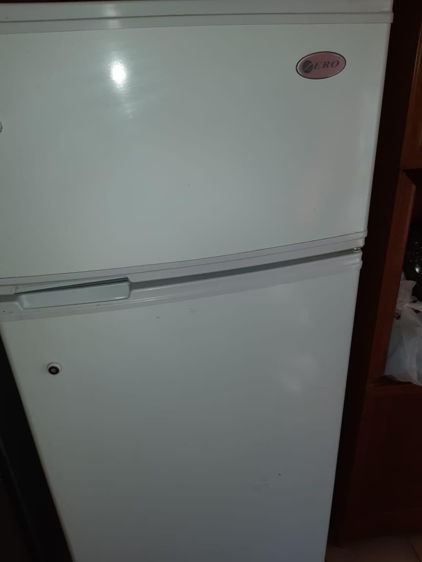 Zero Gas and Electric Fridge/Freezer
