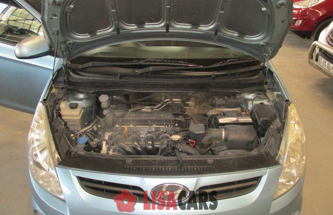 2010 Hyundai i20 1.4 GL auto