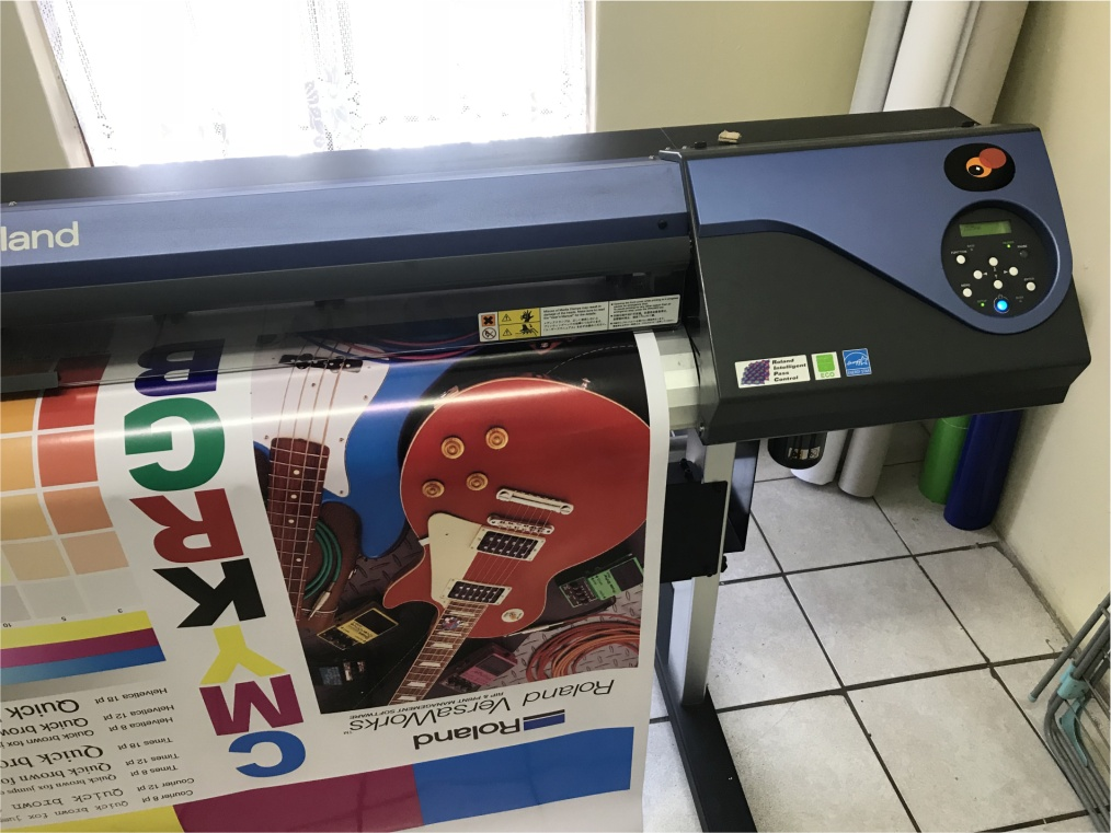 Roland Digital Printer