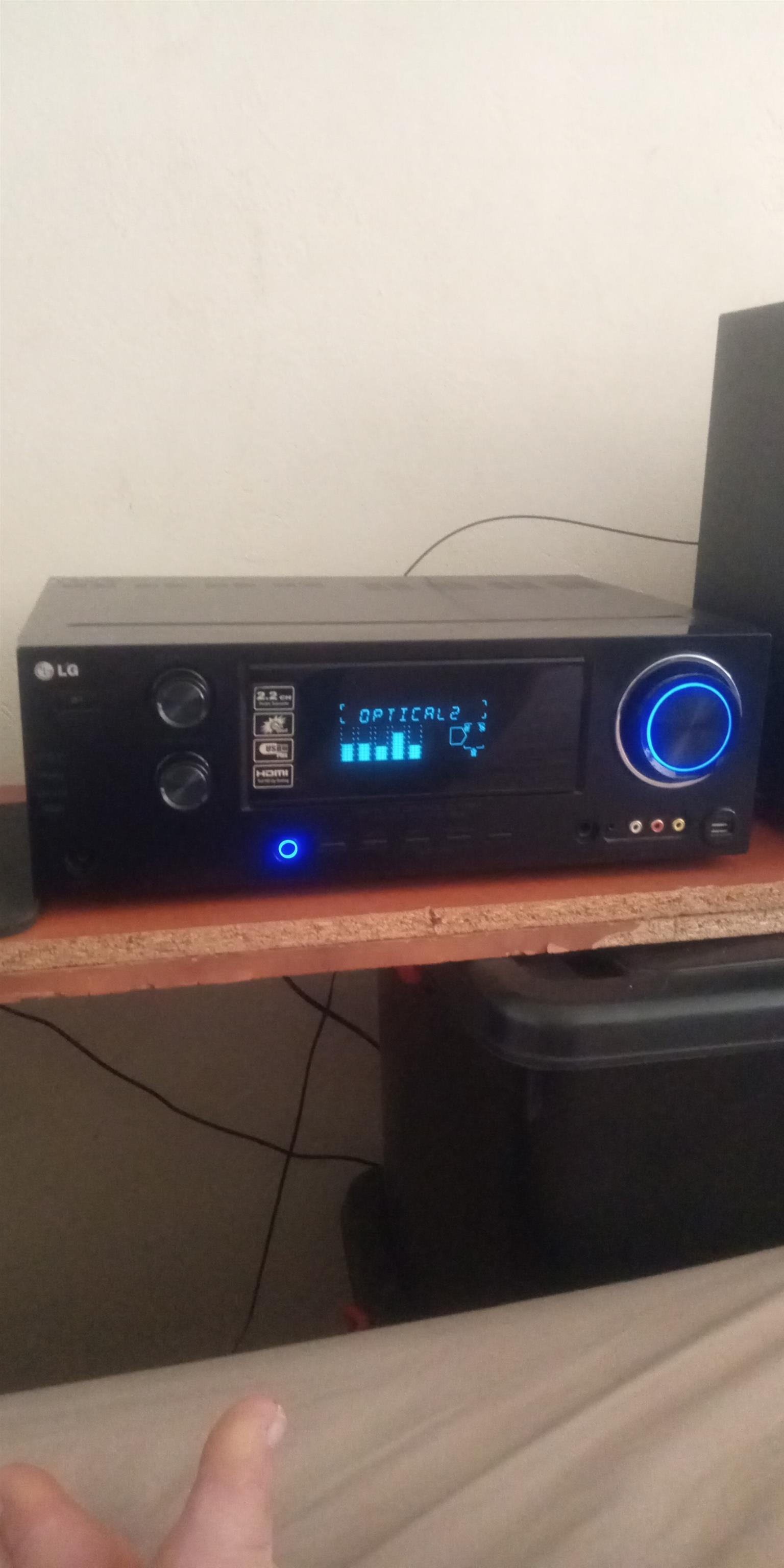 LG amplifier for sale